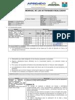 Informe  de actividades_   Diciembre Aprendo en Casa 2020
