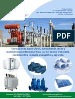 Brochure Consorcio H & M ENERGY