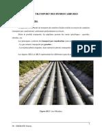 Chap III (transport des hydrocarbures)
