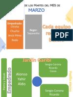 TRABAJO DE MARZO