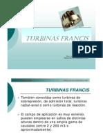 MAQ HIDRAULICAS TURBINAS FRANCIS