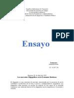 Ensayo Int.financiera