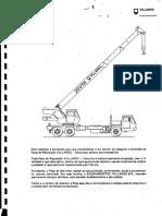 Manual Guindaste Villares 20 VTH