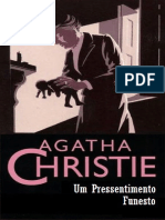 Um Pressentimento Funesto - Agatha Christie