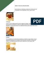bebidas tipicas de la reguin andina