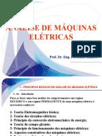I    -PrincípiosBásicosAnáliseMáquinaElétrica