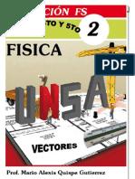 vectores problemas y teoria 2011 ENERO PRE 3,4 Y 5