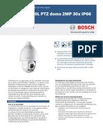 E_cctv_c_003 - Bosch - Camara Domo Ptz - Modelo Ndp-5502-z30l