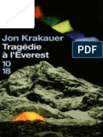 Krakauer, Jon - Tragédie à l'Everest (1997, 10 18, 978-2-264-05115-8)