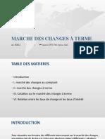 Chapitre 2 - Marché Des Changes à Terme