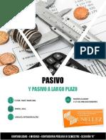PASIVO - CONTABILIDAD