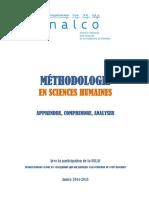Brochure méthodologique