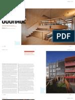 Sanctuary magazine issue 14 - Dutch Courage - Amsterdam green home profile