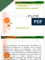 Modulo 6 - Bloque 0 - PACIE