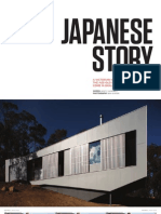 Sanctuary magazine issue 14 - Japanese Story - Chewton, VIC green home profile