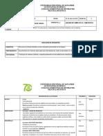 Planeaciones Unidad Didactica II Quinto