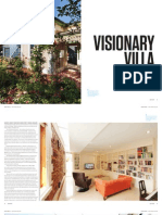 Sanctuary magazine issue 14 - Visionary Villa - Parkside, SA green home profile