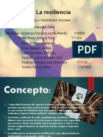 PPT RESILIENCIA