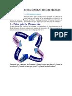 20 PRINCIPIOS DEL MANEJO DE MATS