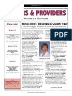 Payers & Providers Midwest Edition – March 1, 2011