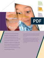 Hbo-masteropleiding SEN, Speciaal Onderwijs, Cluster 1 t/m 4