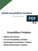 ir-model Penyelidikan Tindakan-ukm