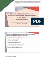 Jasp2019 Inegalites Sociales Marie France Raynault Ligne Depart&