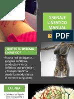 Presentacion Drenaje Linfatico Manual