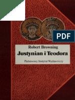 Robert Browning - Justynian i Teodora
