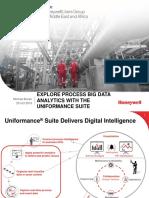 Honeywell PHD Uniformance Big Data
