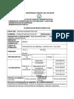 Sílabo Realidad Nacional y Saberes ancestrales CA revisión 9 ago 2018