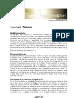 Entrenamiento Matrix