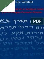 Justicia Social en El Atiguo Israel