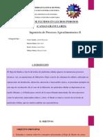 PPT - FLUJO DE FLUIDOS EN CAMAS GRANULARES - IPA II
