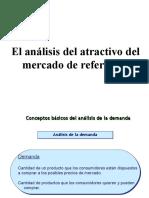 CAP 7 ANALISIS DE LA ATRACTIVIDAD DEL MERCADO DE REFERENCIA 2020