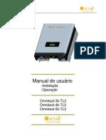 Manual Inversor_Omniksol