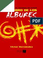 El libro de los albures - Víctor Hernández