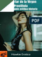 Despertar de La Virgen Prostituta - Hawkie Erotica