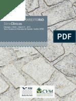 Cadernos FGV Direito Rio - Série Clínicas - Volume 1