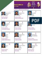 Candidatos Cp Ixcongreso