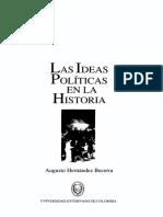 BEJ-862(Las ideas políticas en -Hernández)