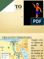 PRESENTACIÓN EGIPTO