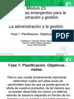 PopocaGonzalez Hector M23S1A1 Planificacion-objetivosmetas