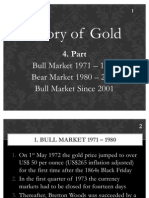 History of Gold - Part 4