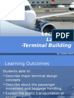 Lecture 4- Landside-Terminal Building