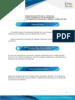 Presentación de curso Programación Orientada a Objetos