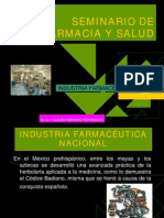 INDUSTRIA FARMACÉUTICA NACIONAL