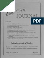 CAS Journal May 2003 - Vol4 N7 Series2