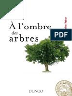 A l'ombre des arbres – Un guide de terrain pour découvrir la forêt [Catherine Vadon