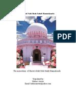 Hazrat Abdul Nabi Shah Saheb Warangal